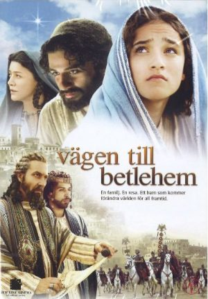 Matkalla Betlehemiin DVD