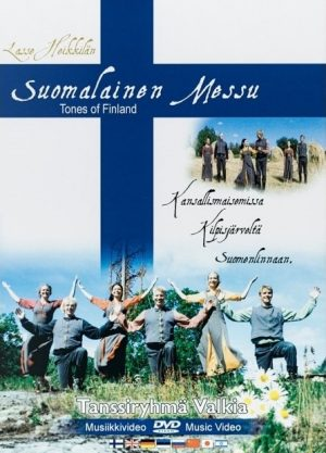 suomalainen messu DVD