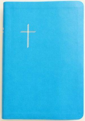 Raamattu Kansalle pienoiskoko turkoosi
