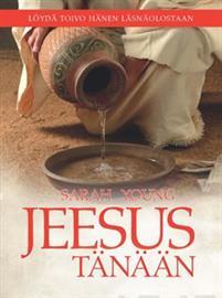 Jeesus tänään Sarah Young