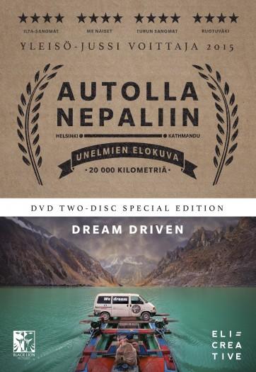 Autolla_Nepaliin_DVD_kannet_tuotekuva