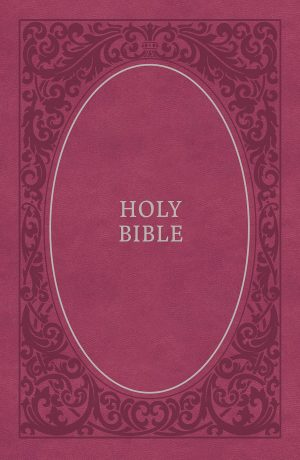 Holy Bible NIV Pink Soft Touch Edition