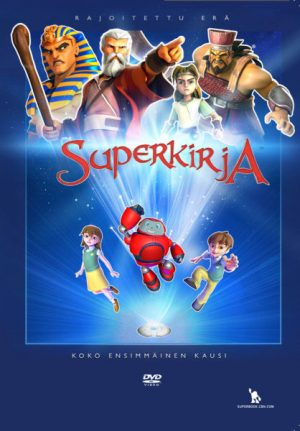 Superkirja DVD