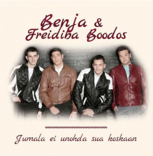 Jumala ei unohda sua koskaan Benja & Freidiba Boodos