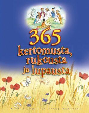 365 kertomusta rukousta ja lupausta