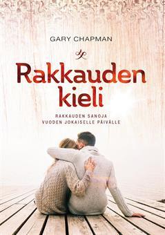 Rakkauden kieli hartauskirja Gary Chapman