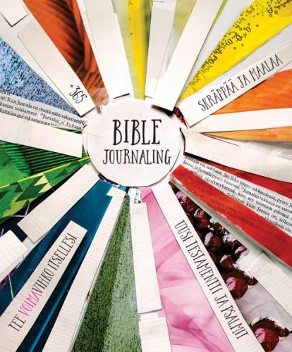 Bible Journaling Uusi testamentti