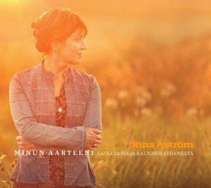 Nina Åstrom - Minun aarteeni CD