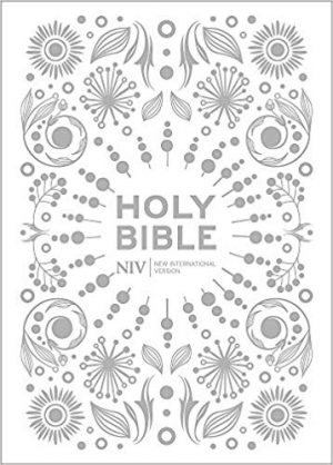 Holy Bible NIV White Pocket