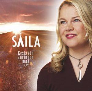 Keskiyön auringon maa - Saila Ruotsala, Lasse Heikkilä