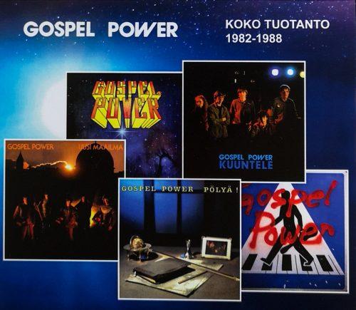 Gospel Power koko tuotanto 1982-1988