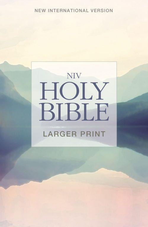 Holy Bible NIV Large Print