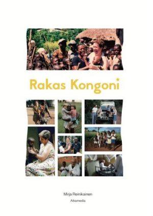 Rakas Kongoni Mirja Reinikainen