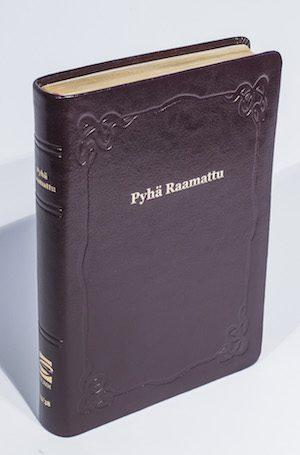raamattu viininpunainen