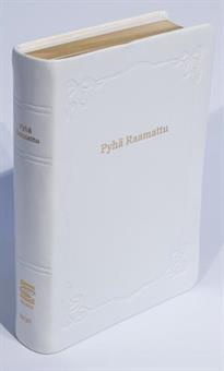 pyhä raamattu valkoinen