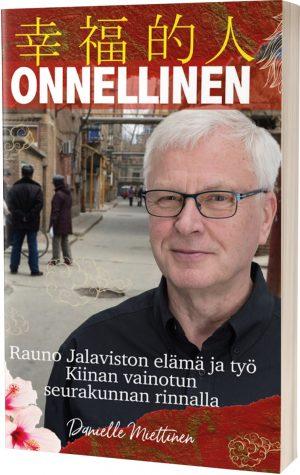Onnellinen Rauno Jalavisto