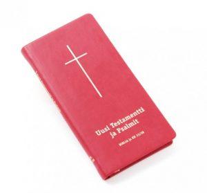 Uusi testamentti ja Psalmit, Biblia ja KR 33/38