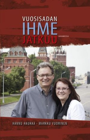 ihme jatkuu Hannu Haukka, Markku Vuorinen