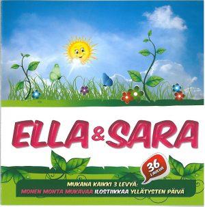 Ella ja Sara CD