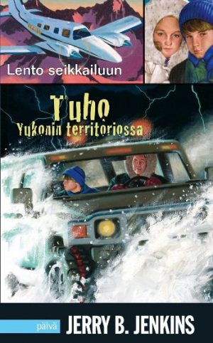 Tuko Yokonin territorissa Jerry B. Jenkins