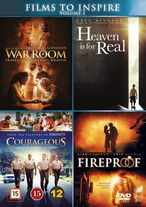 films to inspire vol 1 dvd