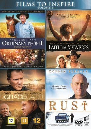 films to inspire vol 2 dvd