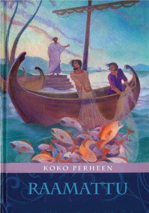 koko perheen raamattu Andrea Skevington