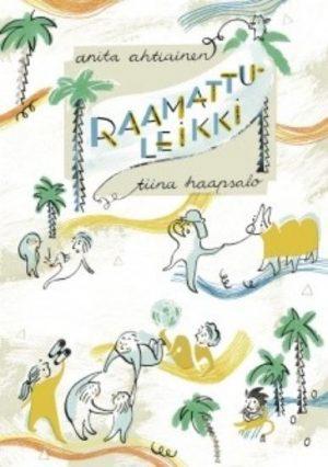 Anita Ahtiainen, Tiina Haapsalo raamattu leikki