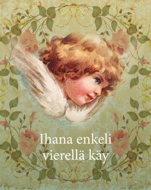 ihana enkeli vierella kay Minea Metsälahti ( toim. )