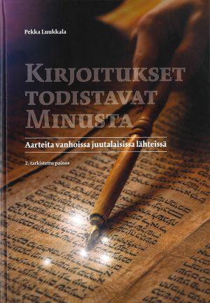 Kirjoitukset todistavat minusta Pekka Luukkala