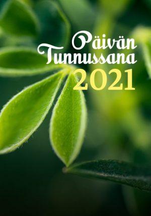 Päivän tunnussana 2021
