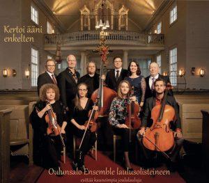 Kertoi ääni enkelten Oulunsalon Ensemble