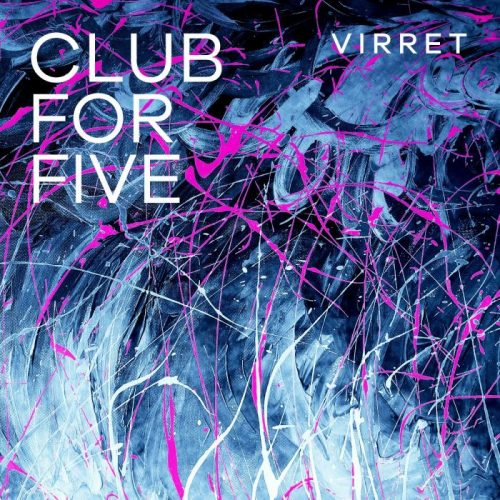 Virret Club for Five CD